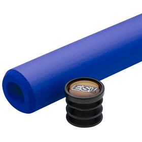 ESI Racer's Edge Bike Grips blue